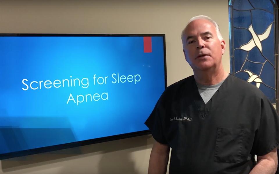 Sleep Apnea (Part 2): Screening for Sleep Apnea