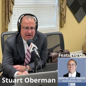COVID-19 and OSHA Compliance (Dental Law Radio, Episode 2)