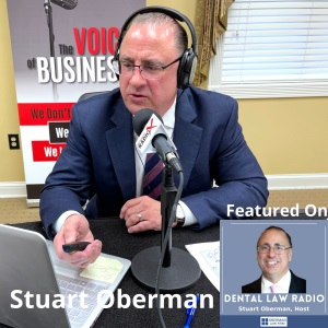 DSOs and Governmental Investigations (Dental Law Radio, Episode 7)