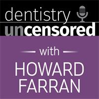 1446 Tony McGinnis of Scorpion on Enhancing the Online Patient Journey : Dentistry Uncensored with Howard Farran