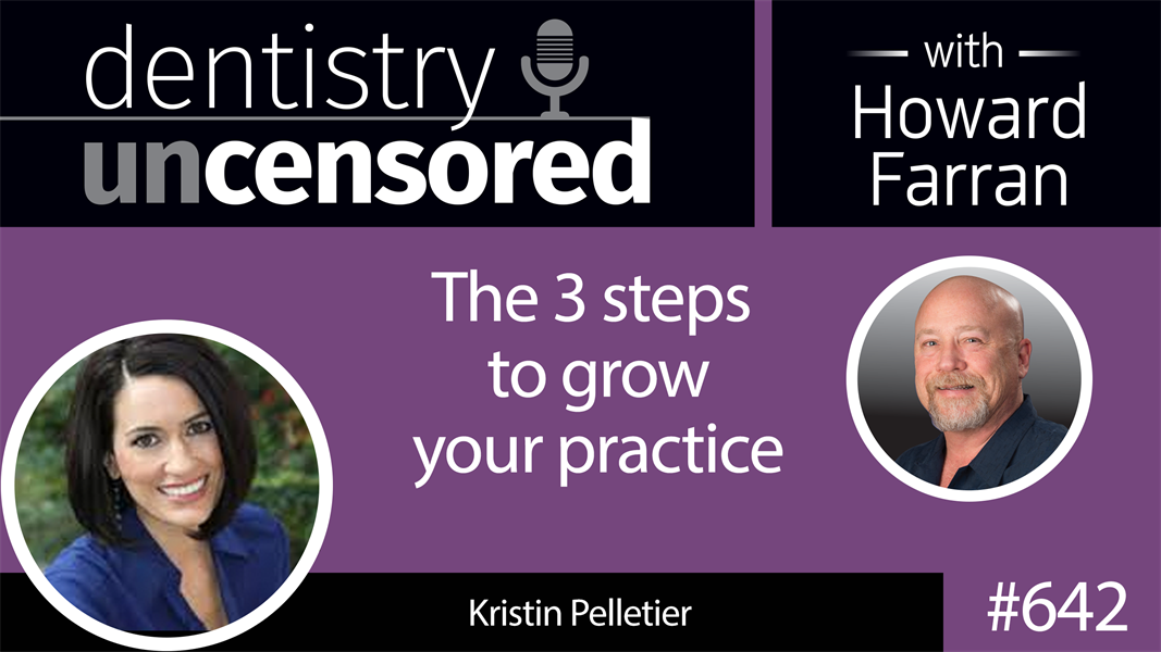 642 The 3 steps to grow your practice with Kristin Pelletier