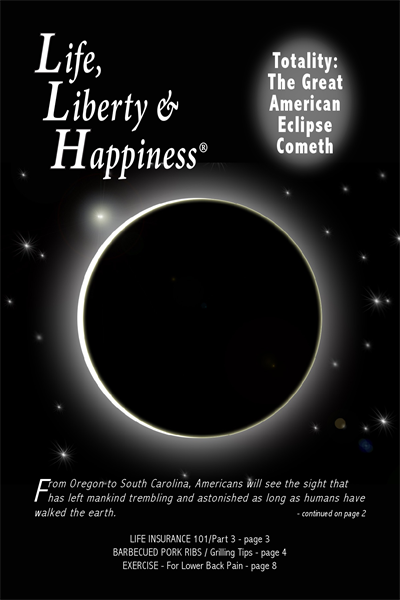 Commemorative Issue of Life, Liberty and Happiness Newsletter
