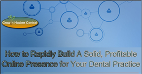 How to Rapidly Create and Implement A Highly Effective and Profitable Dental Web Marketing Program - INFOGRAPHIC -
