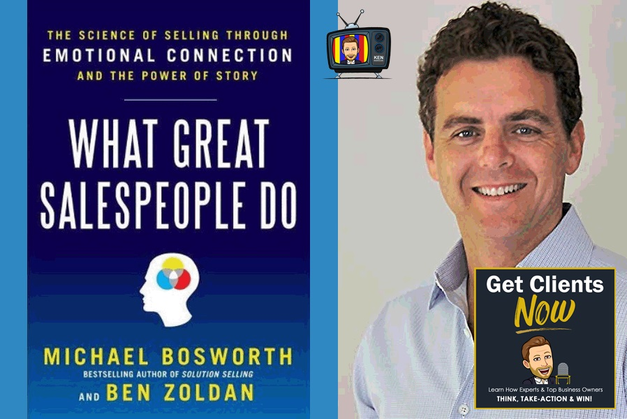 Episode #328: If you hate selling Y want to become more effective at it you'll love Ben Zoldan's story-based communication & persuasion strategies can do for the profitability of your practice (2of2)
