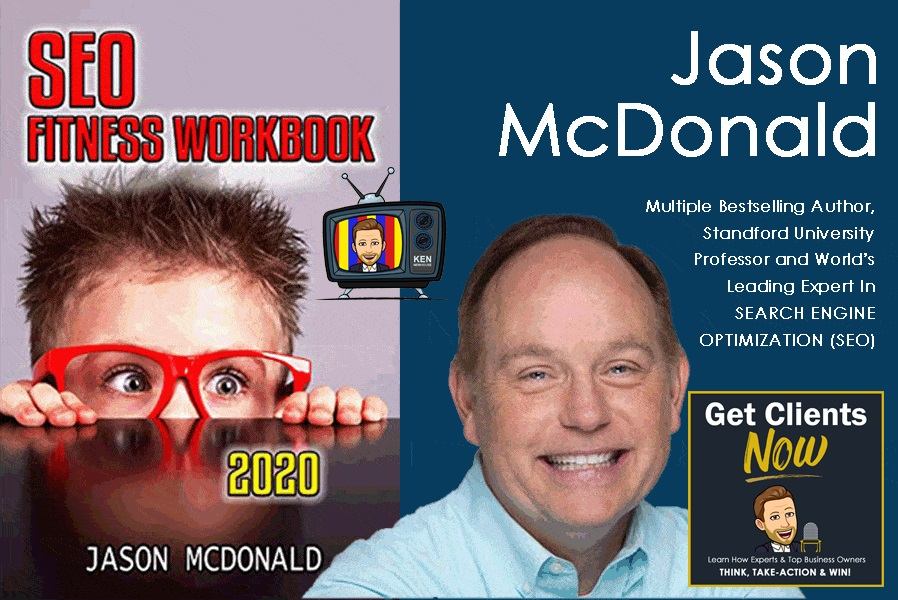 Episode #336: SEO = Free Advertising on Google. Follow the checklist McDonald gives you today you will quickly discover why SEO has never been easier. (2 of 2)