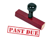 Past Due Dental Accounts: Letters and Patient Calls