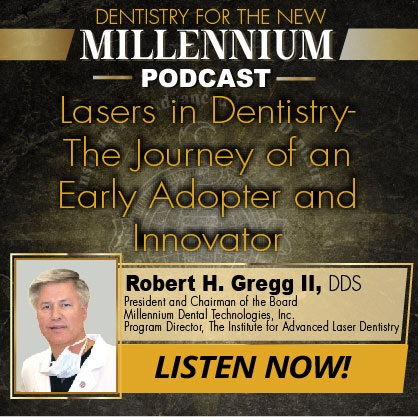 Episode 001: Lasers in Dentistry - The Journey of an Early Adopter and Innovator
