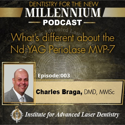 Episode 002: What's Different About the Nd:YAG PerioLase® MVP-7™?