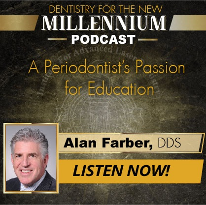 A Periodontist's Passion for Education