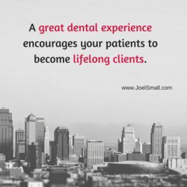 A Good Dentist is more than Good Dental Procedures