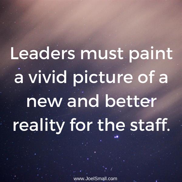 Organizational Transformation Begins at the Top