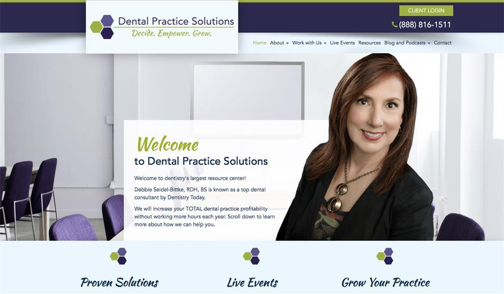 Take Your Dental Practice To the Next Level with Dental Practice Solutions!