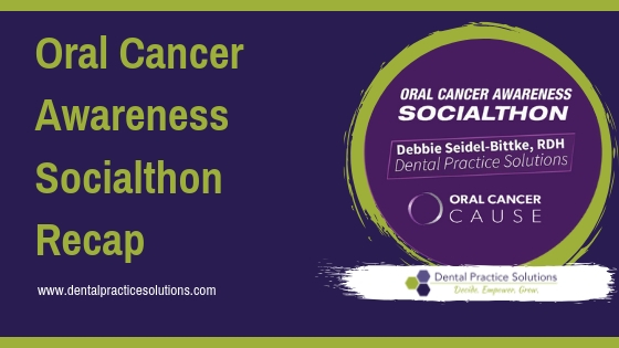 ORAL CANCER AWARNESS SOCIALTHON