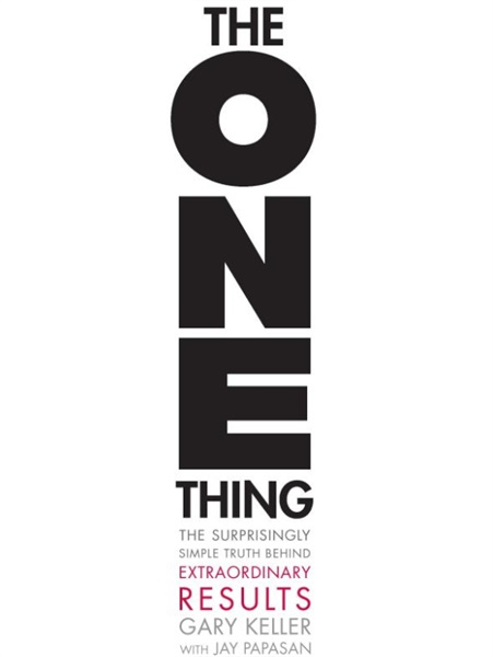The ONE Thing Summary – Do You Know Your ONE Thing?