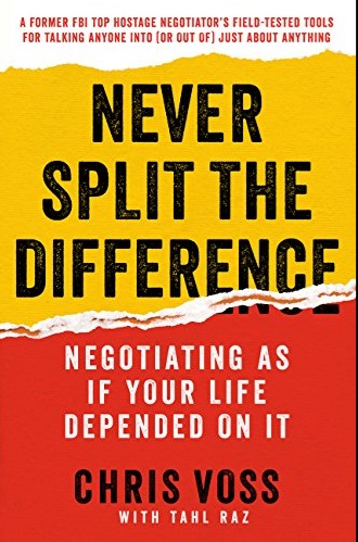 When Negotiating - Never Split The Difference