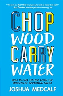 Chop Wood Carry Water Summary: 9 Success Principles