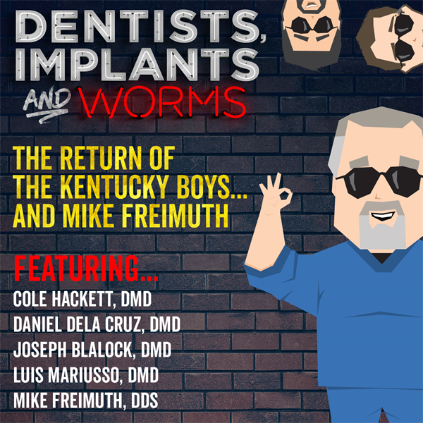 Episode 115: The Return of the Kentucky Boys (and Dr. Mike Freimuth)