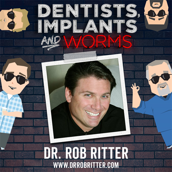 Episode 117: Under Pressure with Dr. Rob Ritter (Part Two)