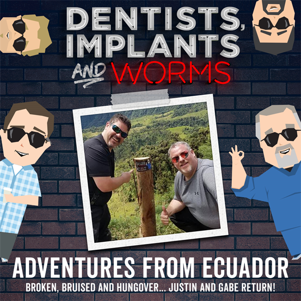 Episode 120: Adventures from Ecuador