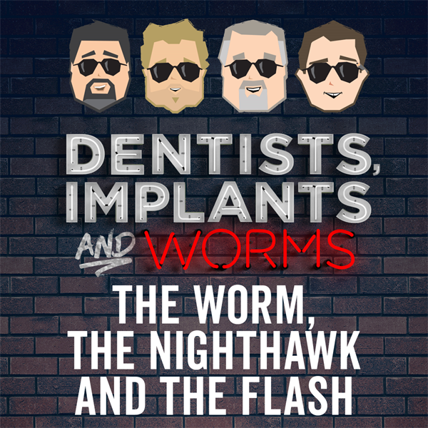 Episode 159: The Worm, The Nighthawk and The Flash