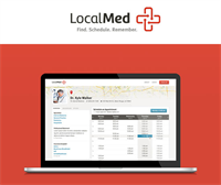 GENERATING ONLINE APPOINTMENTS- MY REVIEW OF LOCALMED