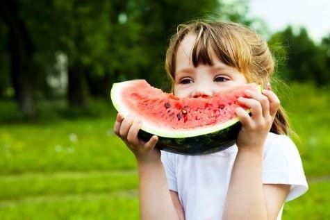 Watermelon - Nature's Toothbrush