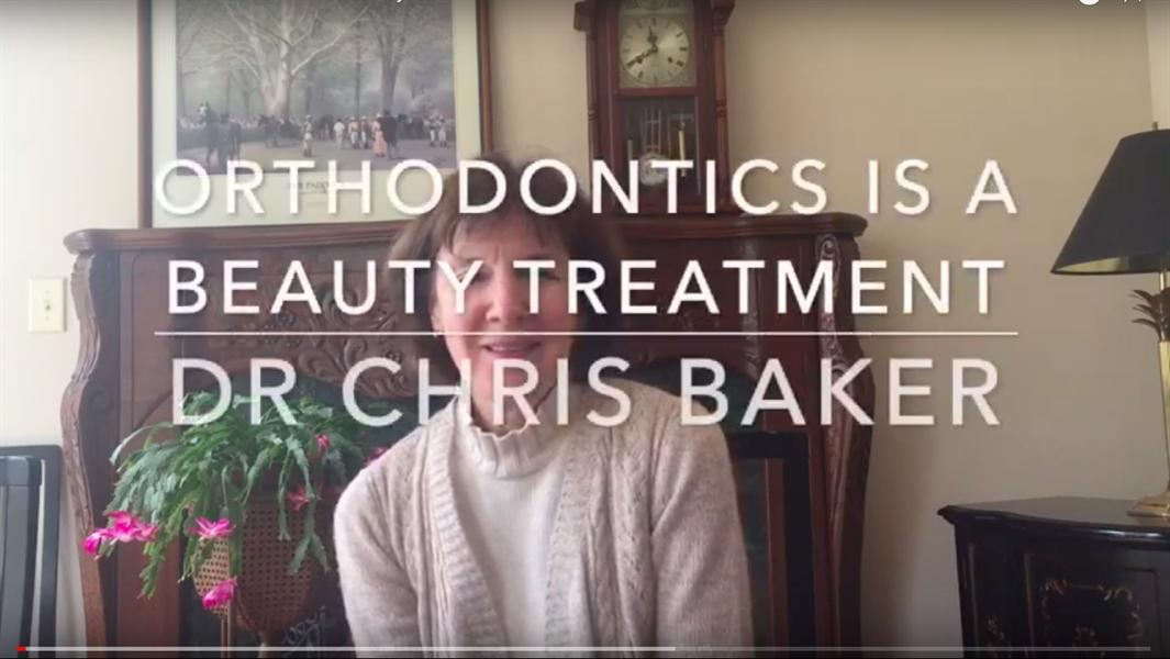 Orthodontics is a Beauty Treatment