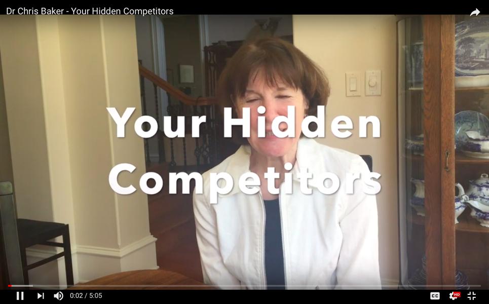 Your Hidden Competitors