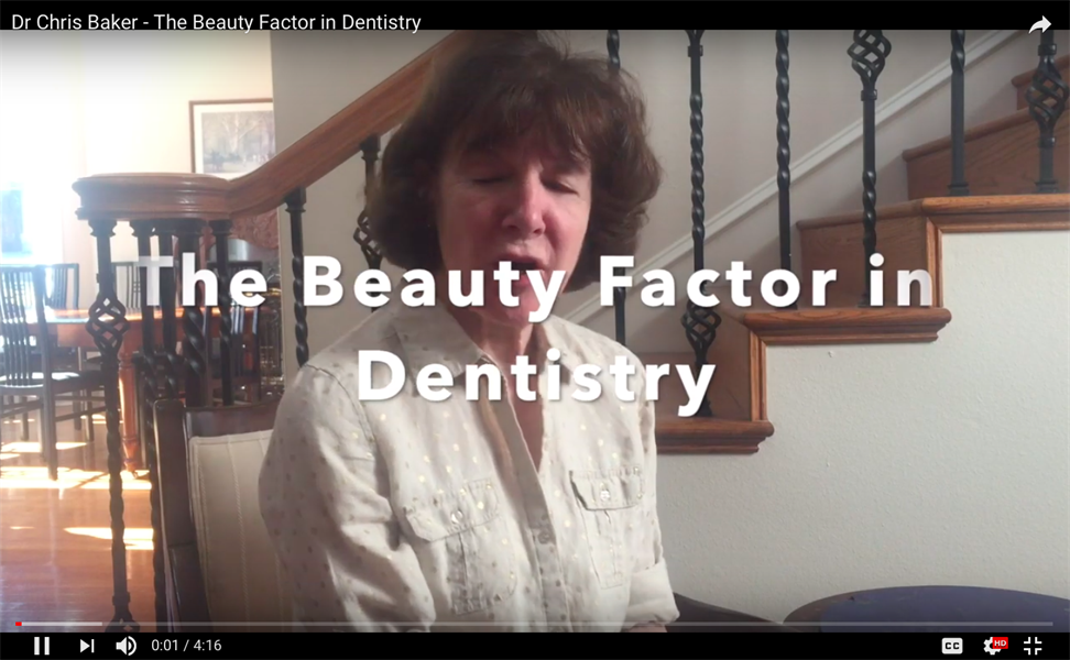 The Beauty Factor in Dentistry