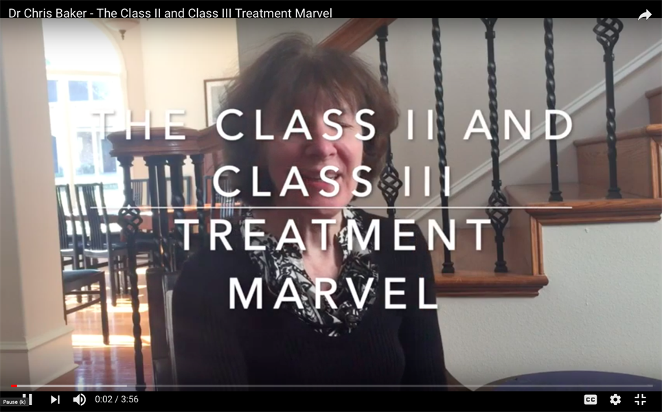 The Class II and Class III Treatment Marvel