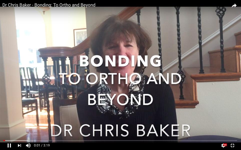 Bonding: To Ortho and Beyond