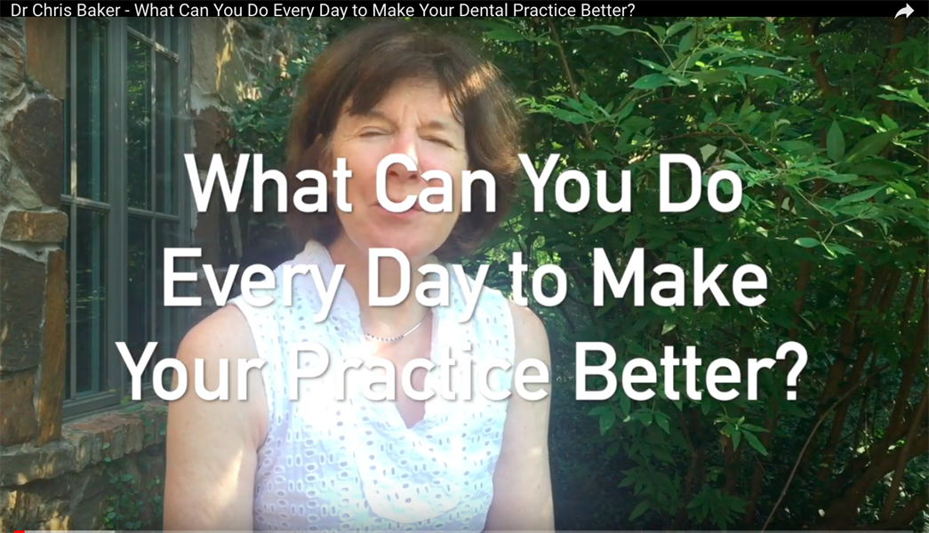 What Can You Do Every Day to Make Your Practice Better?