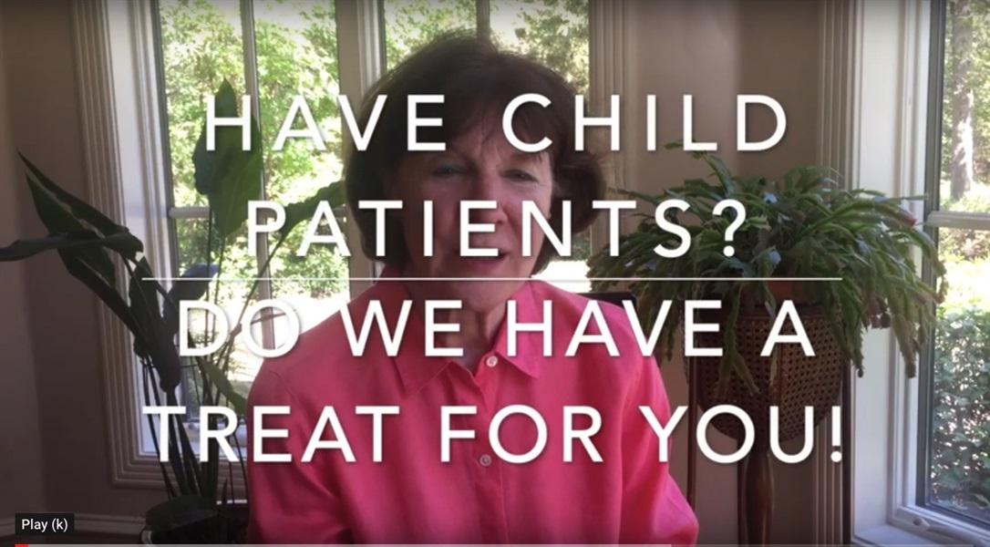 Have Child Patients?