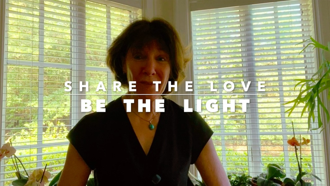 Share the Love. Be the Light.