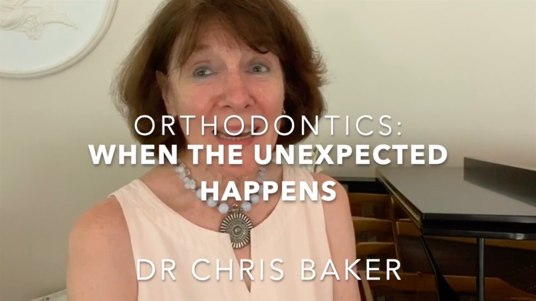 Orthodontics: When the Unexpected Happens