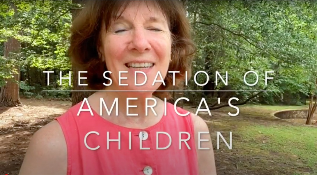 The Sedation of America's Children