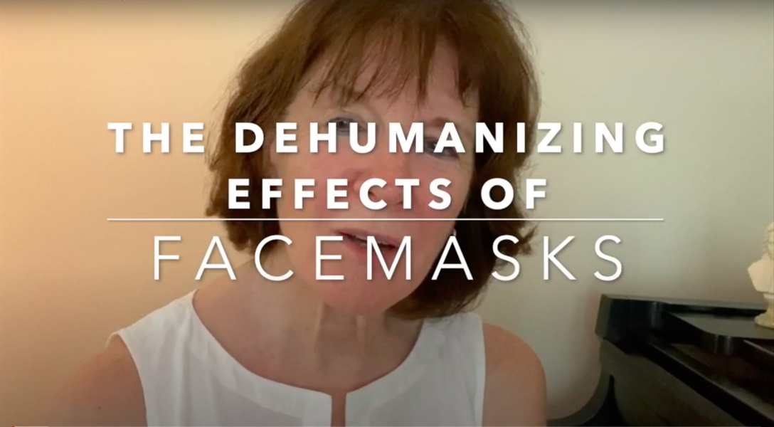 The Dehumanizing Effects of Facemasks
