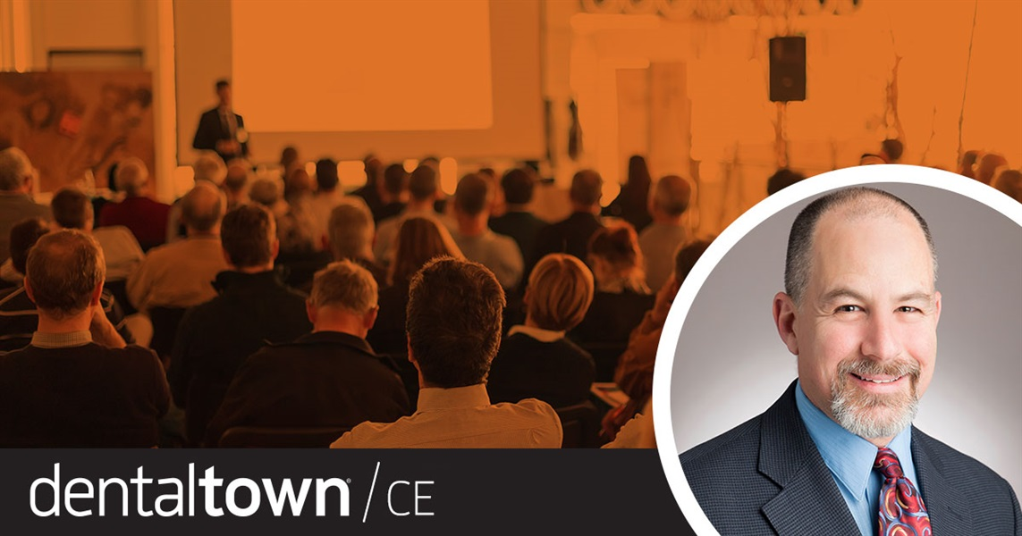 Dentaltown Learning Online...Dental Implants From Planning to Restoration: Grafting with Socket Preservation and Implant Placement. By Dr. Charles Schlesinger.