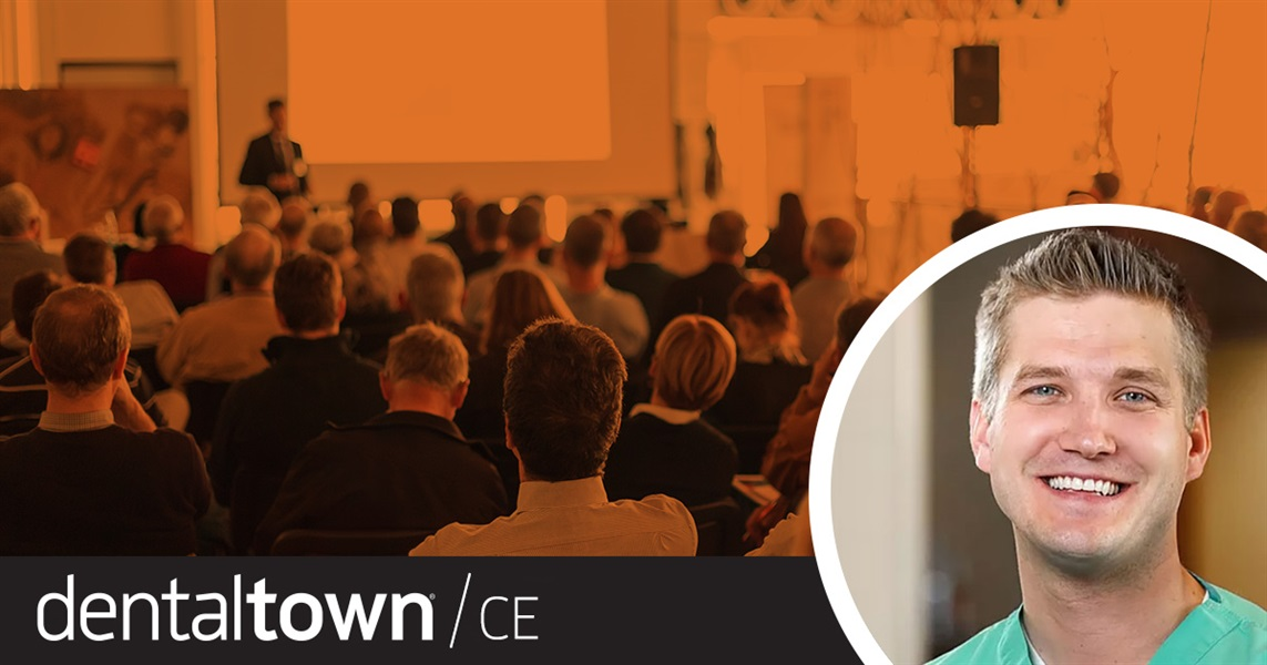 Dentaltown Learning Online...Efficient Workflow for Guided Implant Surgery. By Dr. Riley Clark