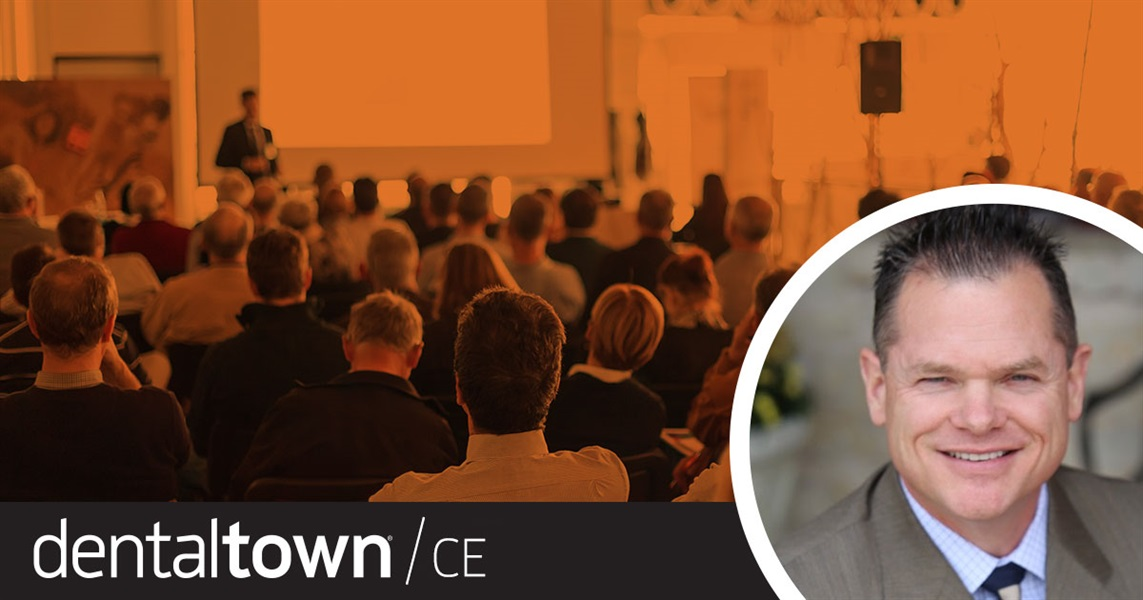 Dentaltown Learning Online....How to Ensure the Highest Success Rate for Your Implant Cases. By Dr. Michael Wehrle.