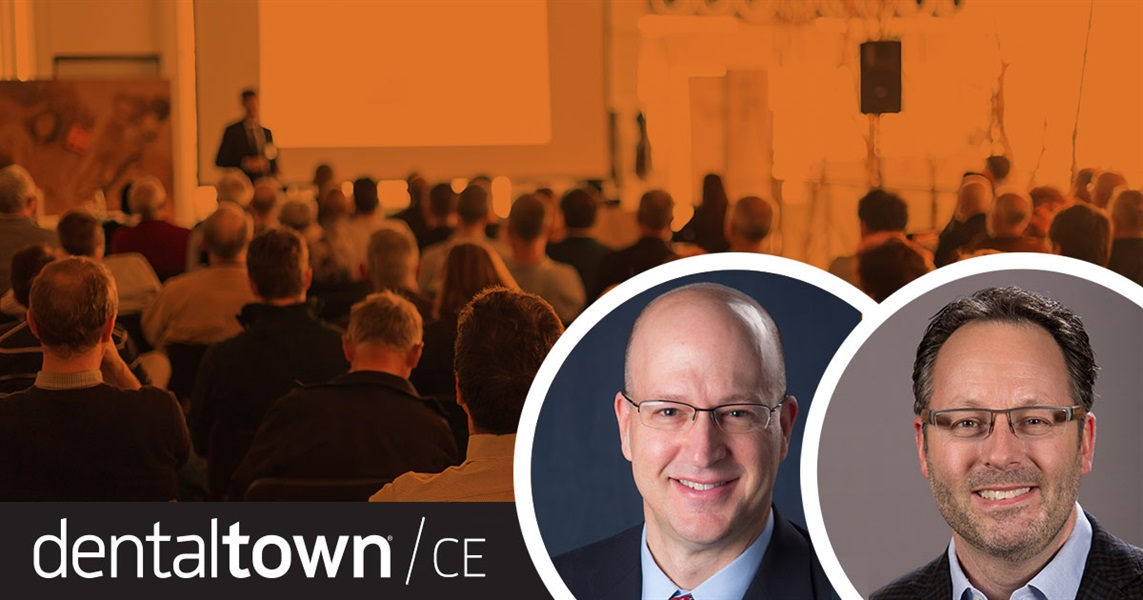 Dentaltown Learning Online....Mastering Adult Minimal Oral Sedation. By Dr. Mark Donaldson and Dr. Jason Goodchild.