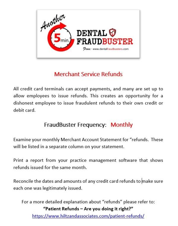 Dental FraudBusters!