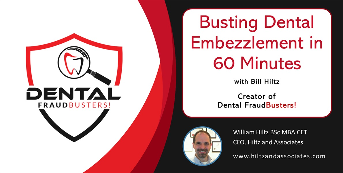 Busting Embezzlement with Bill Hiltz