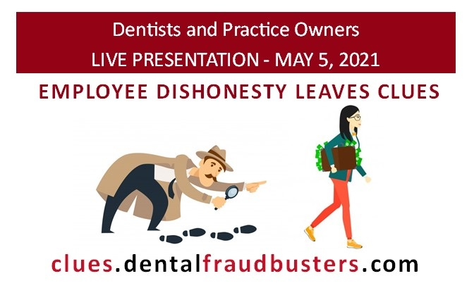 Employee Dishonesty Leave Clues