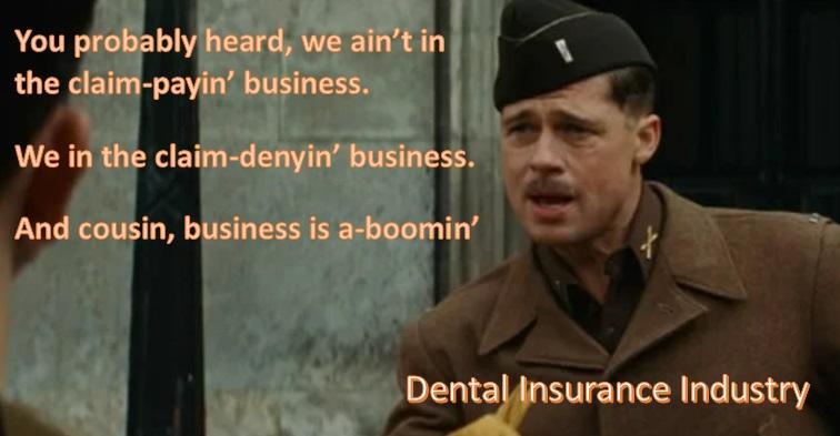 The Dental Insurance Industry