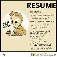 Time to write that resume