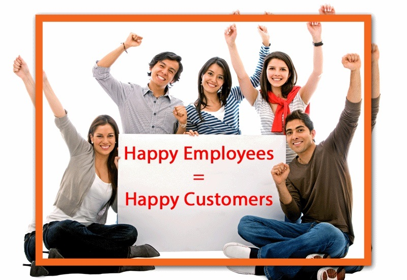 A very easy way to keep your staff happy