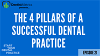 Episode 21: The Four Pillars of a Successful Dental Practice with Curtis Marshall