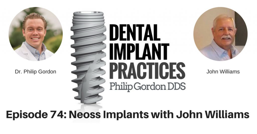 074 Neoss Implants with John Williams