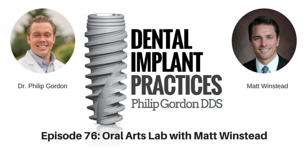 076 Oral Arts Lab with Matt Winstead